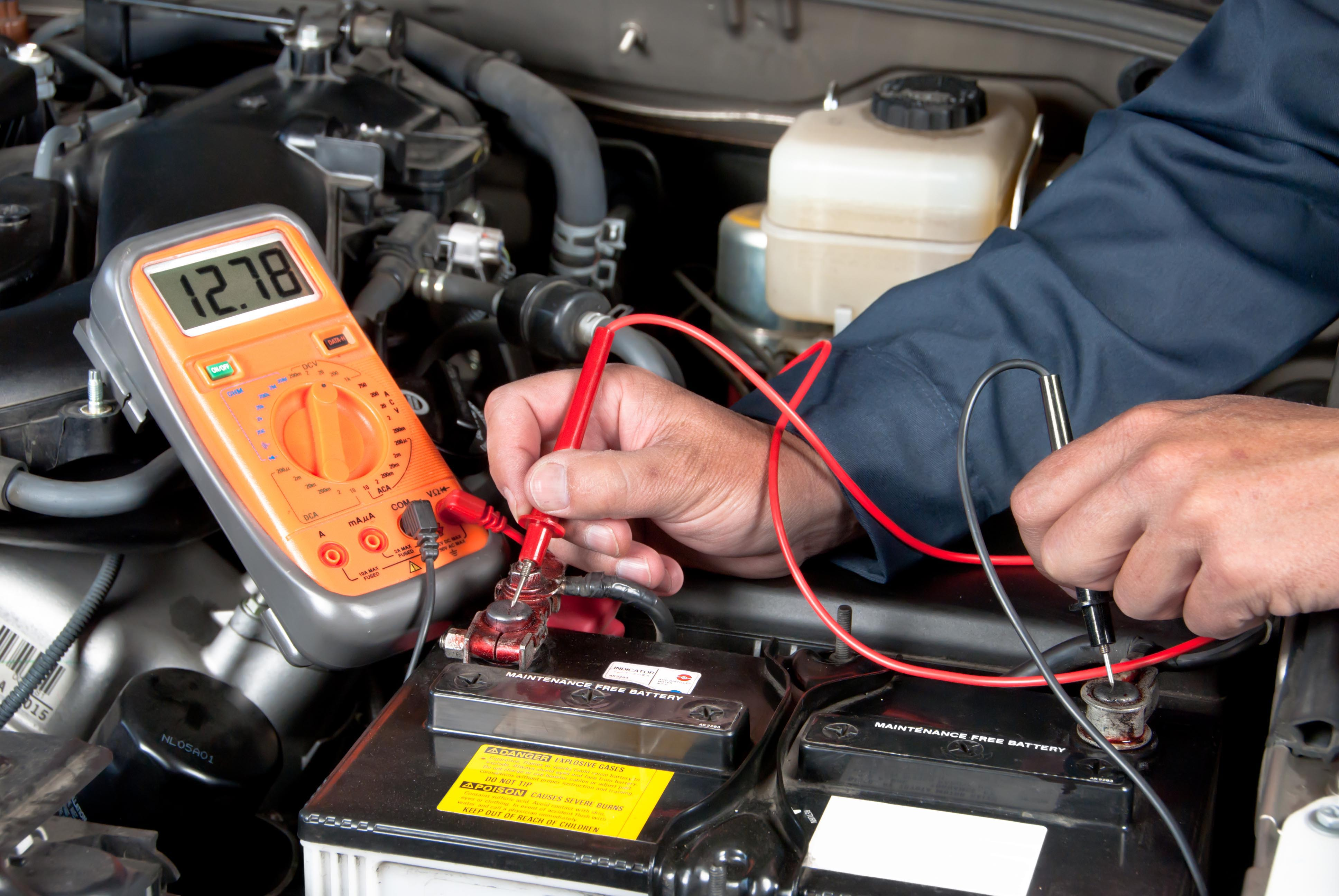 Car Battery Replacement | Car Battery Service | Battery & Wheels